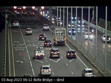 Bolte Bridge, VIC (South), VIC