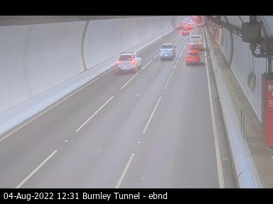 Burnley Tunnel (East)
