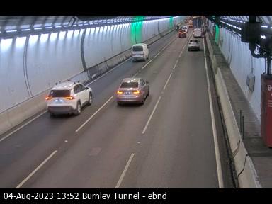 Burnley Tunnel (East)