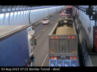 Burnley Tunnel