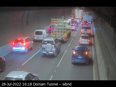 Domain Tunnel, VIC (West), VIC