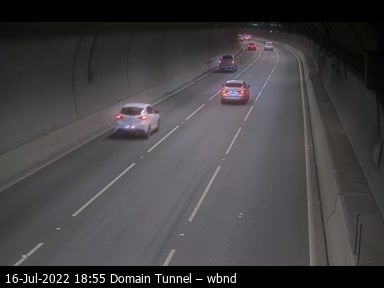 Domain Tunnel, VIC