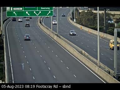 Footscray Road, VIC (South), VIC