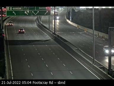 Footscray Road, VIC