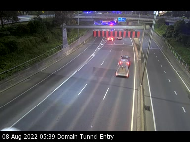 Domain Tunnel Entry, VIC (West), VIC